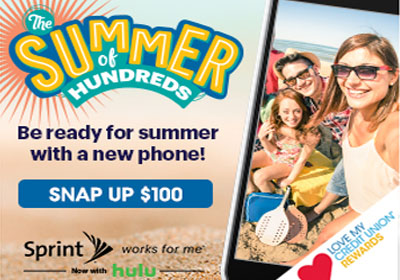 Sprint Summer of Hundreds Promo