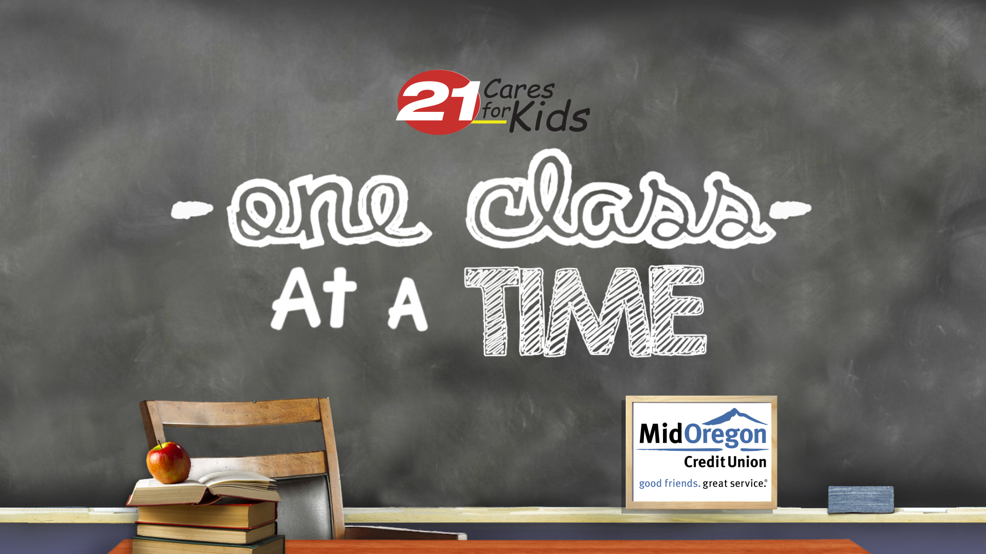 """Mid Oregon Credit Union Is Pleased To Announce Our Grant Program Called  €�one Class At A Time"""" One Class At A Time Is A Joint Effort Between Mid  Oregon"""