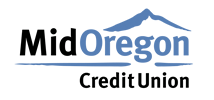 Mid Oregon Credit Union logo