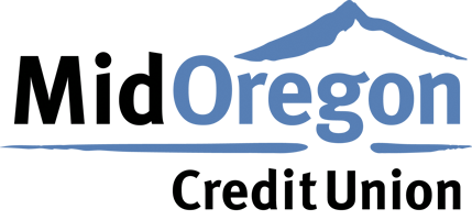 Mid Oregon Credit Union retina logo