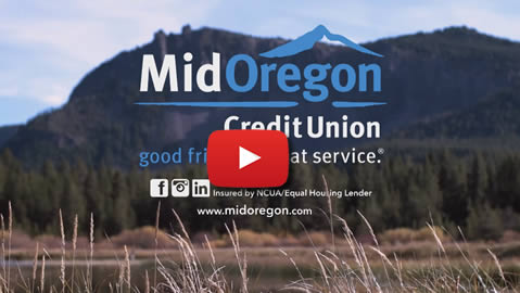 Mid Oregon Credit Union Daily Life Video start page
